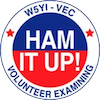 W5YI HAM IT UP logo